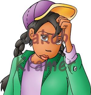 seoghoer pige Dybvad black woman